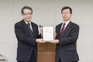 広島県働き方改革実践企業に認定されました。