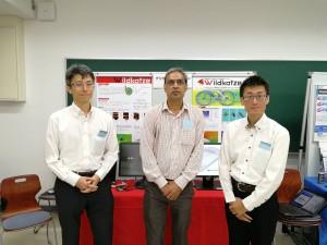 日本流体力学会 年会2018にてWildkatzeを展示